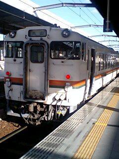 岐阜駅です。