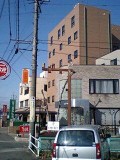 関市よりおはようございます