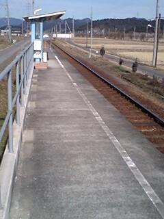 関市役所前駅
