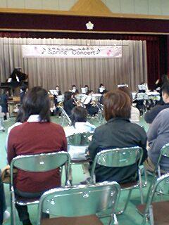 生徒たちのコンサート
