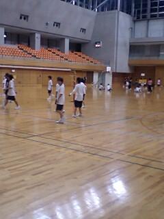 塾の球技大会