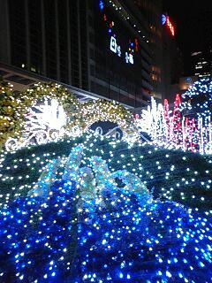 名古屋はクリスマス!